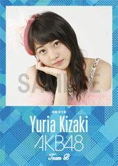 (卓上) 木﨑ゆりあ 2016 AKB48 カレンダー【生写真(2種類のうち1種をランダム封入…