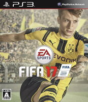 FIFA 17 PS3版の画像