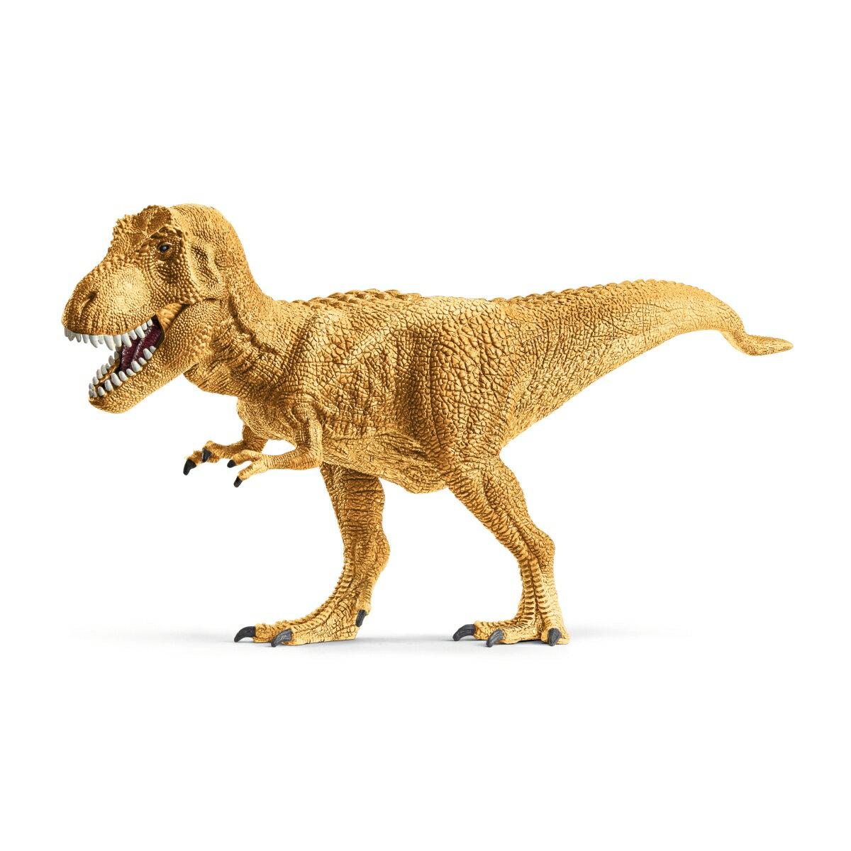 72122 ティラノサウルス・レックス(ゴールド) 【シュライヒ】 DINOSAURS/恐竜