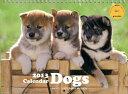 【送料無料】DOGS いぬ 2013 カレンダー