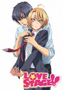 LOVE STAGE!! 第4巻【Blu-ray】画像