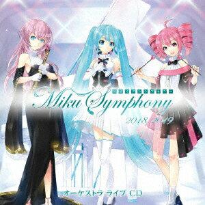 ロック・ポップス, その他  Miku Symphony 2018-2019 CD (V.A.)