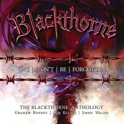 【輸入盤】We Won't Be Forgotten: Blackthorne Anthology画像