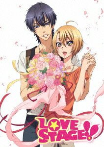 LOVE STAGE!! 第5巻【Blu-ray】画像