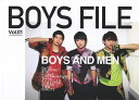 BOYS FILE(Vol.01) BOYS AND MEN