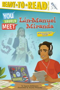Lin-Manuel Miranda LIN-MANUEL MIRANDA (You Should Meet) [ Laurie Calkhoven ]