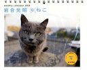 【送料無料】週めくり 岩合光昭×ねこ 2013 カレンダー [ 岩合光昭 ]