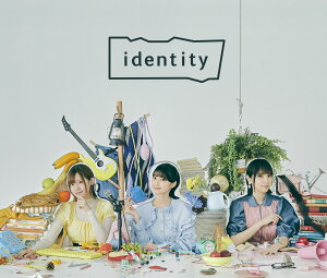 identity(Blu-ray+CD)【Blu-ray】