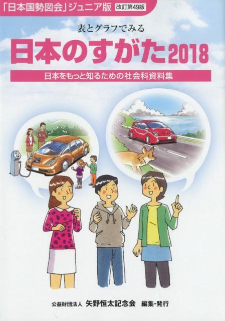 矢野恒太記念会『日本のすがた(2018)』