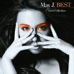【送料無料】May J. BEST -7 Years Collection-(CD+DVD) [ May J. ]