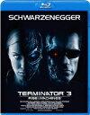 ターミネーター3【Blu-ray】 [ アーノルド・シュワル