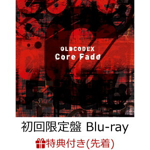 【先着特典】TVアニメ『ULTRAMAN』オープニング主題歌 「Core Fade」 (初回限定盤 CD+Blu-ray) (アーティスト写真使用ポストカード(共通絵柄 ver.)付き)