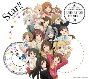 THE IDOLM@STER CINDERELLA GIRLS ANIMATION PROJE…