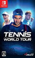 Tennis World Tour Nintendo Switch版の画像