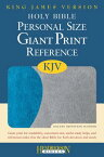 Personal Size Giant Print Reference Bible-KJV B-KJ-HEN DUO RL [ Hendrickson Publishers ]