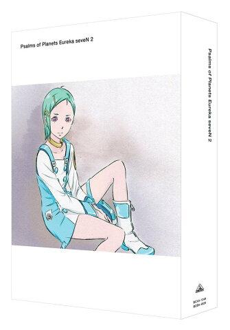 TVシリーズ 交響詩篇エウレカセブン Blu-ray BOX2【Blu-ray】 [ 三瓶由布子 ]