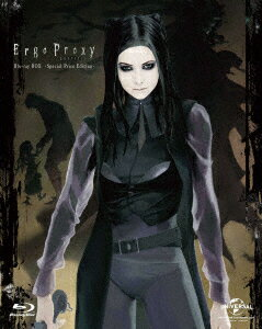 Ergo Proxy Blu-ray BOX(スペシャルプライス版)【Blu-ray】画像