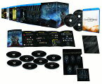 【初回限定生産】ゲーム・オブ・スローンズ<第一章〜最終章> ブルーレイ コ ンプリート・シリーズ(30枚組+ボーナス・ディスク3枚)【Blu-ray】 [ エミリア・クラーク ]