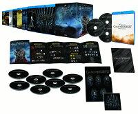 【初回限定生産】ゲーム・オブ・スローンズ<第一章〜最終章> ブルーレイ コ ンプリート・シリーズ(30枚組+ボーナス・ディスク3枚)【Blu-ray】