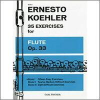 ケーラー, Ernesto: 35の練習曲 Op.33 第1巻