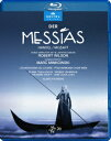 ヘンデル/モーツァルト:≪メサイア≫【Blu-ray】 [ マルク・ミンコフスキ