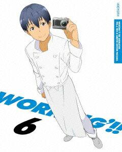 WORKING'!! 6【完全生産限定】画像