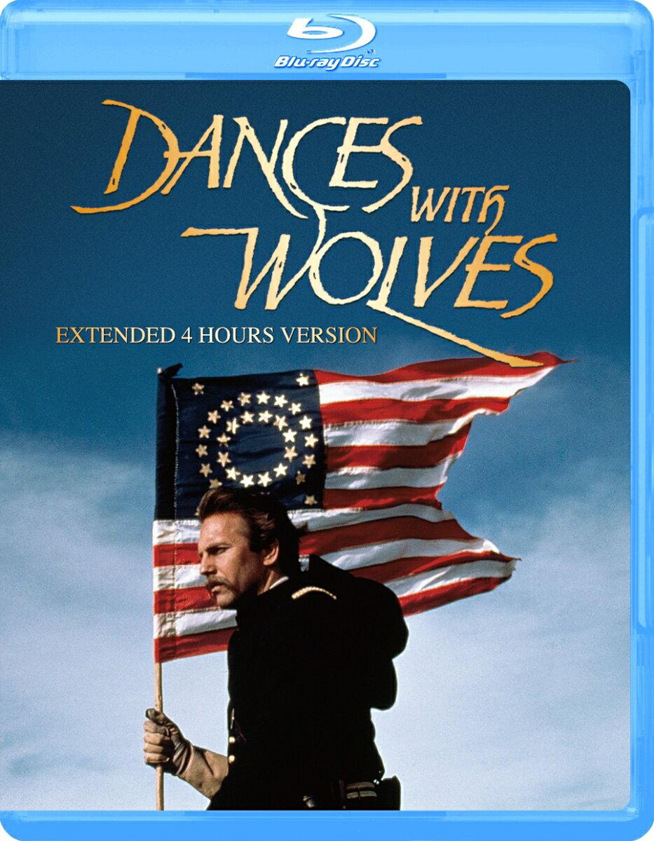 ダンス・ウィズ・ウルブズ エクステンデッド 4時間ヴァージョン【Blu-ray】画像