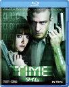 【送料無料】TIME/タイム【Blu-ray】 [ ジャスティン・ティンバーレイク ]