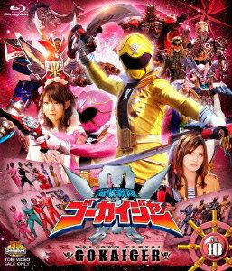 スーパー戦隊シリーズ::海賊戦隊ゴーカイジャー VOL.10【Blu-ray】 [ 小澤亮太 ]