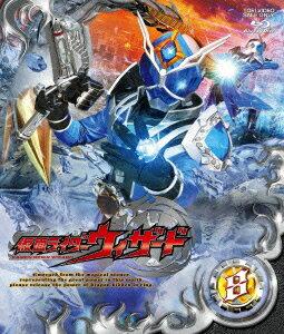 仮面ライダーウィザード Volume8【Blu-ray】画像