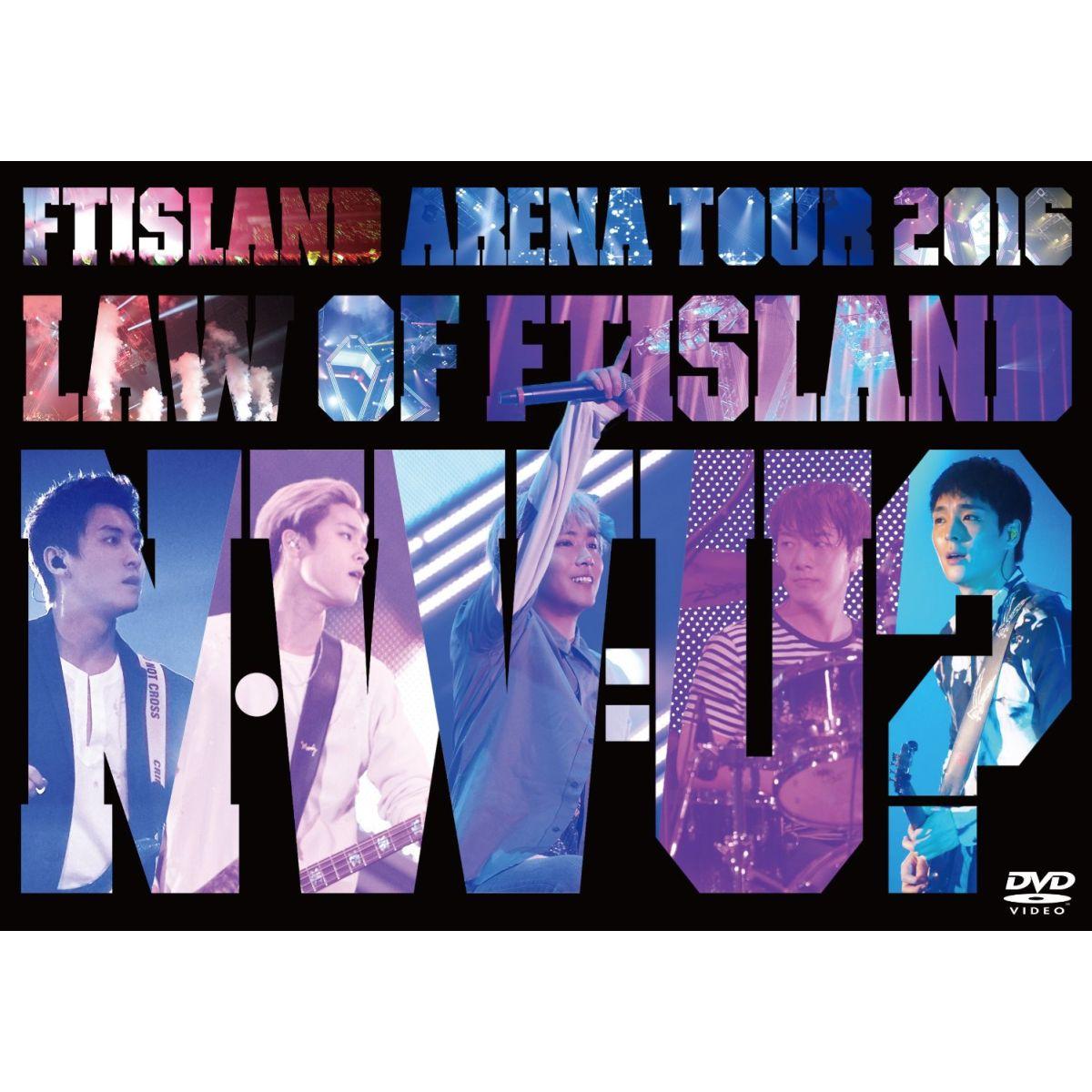 Arena Tour 2016 -Law of FTISLAND:N.W.U-画像