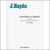 【輸入楽譜】ハイドン, Franz Joseph: トランペット協奏曲 変ホ長調 Hob.VIIe/1
