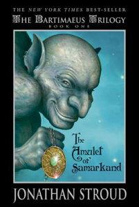 The Amulet of Samarkand BARTIMAEUS TRILOGY BK01 AMULET (Bartimaeus Trilogy (Paperback)) [ Jonathan Stroud ]