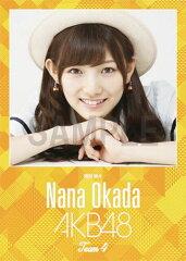 (卓上) 岡田奈々 2016 AKB48 カレンダー【生写真(2種類のうち1種をランダム封入)…