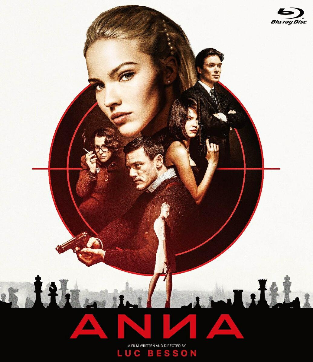 ANNA/アナ【Blu-ray】