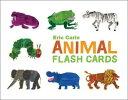 ERIC CARL ANIMAL FLASH CARDS [ ERIC CARLE ]