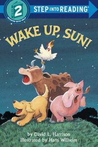 WAKE UP SUN!:SIR 2(P) [ DAVID/WILHELM HARRISON, HANS ]