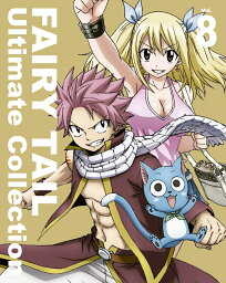 FAIRY TAIL Ultimate Collection Vol.8