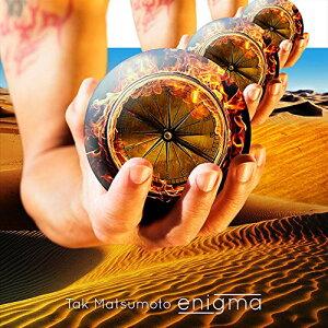 enigma (初回限定盤 CD+Blu-ray) [ Tak Matsumoto ]