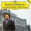 ベートーヴェン:交響曲第9番≪合唱≫ [ ジュゼッペ・シノー
