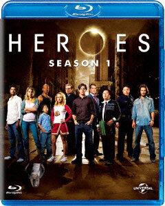 HEROES/ヒーローズ シーズン1 ブルーレイ バリューパック【Blu-ray】画像
