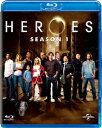 HEROES/ヒーローズ シーズン1 ブルーレイ バリューパック【Blu-ray】 [ マイロ・ヴィンティミリア ]