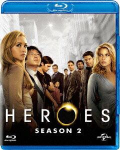 HEROES/ヒーローズ シーズン2 ブルーレイ バリューパック【Blu-ray】画像