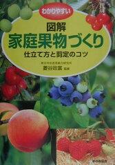 【送料無料】図解家庭果物づくり [ 菱谷政富 ]