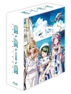 【楽天ブックスならいつでも送料無料】ARIA The NATURAL Blu-ray BOX 【Blu-ray】