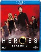 HEROES/ヒーローズ シーズン3 ブルーレイ バリューパック【Blu-ray】