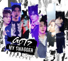 "GOT7 ARENA SPECIAL 2017 ""MY SWAGGER"" in 国立代々木競技場第一体育館(完全生産限定盤)【Blu-ray】"