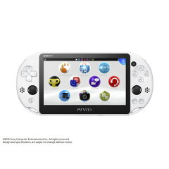 【楽天ブックスならいつでも送料無料】PlayStation Vita Wi-Fiモデル グレイシャー・ホワイト