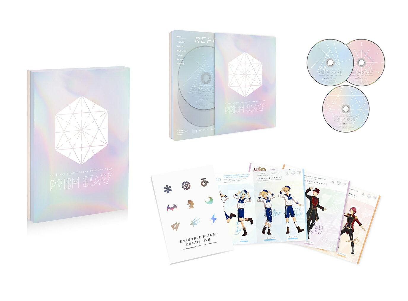 """あんさんぶるスターズ!DREAM LIVE -4th Tour """"Prism Star!""""- Blu-ray BOX【Blu-ray】"""