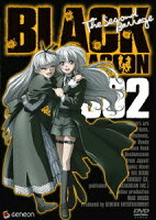 BLACK LAGOON The Second Barrage 002